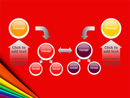 Colors PowerPoint Template Slide 19