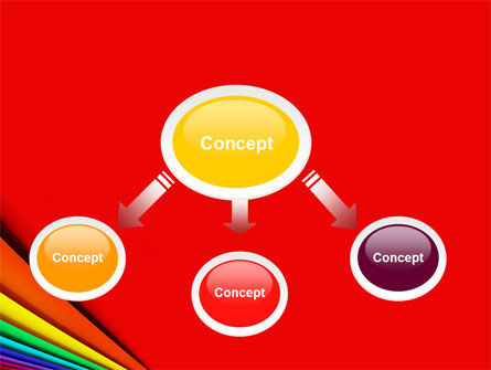 Colors PowerPoint Template Slide 4