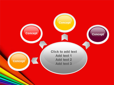 Colors PowerPoint Template Slide 7