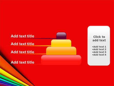 Colors PowerPoint Template Slide 8