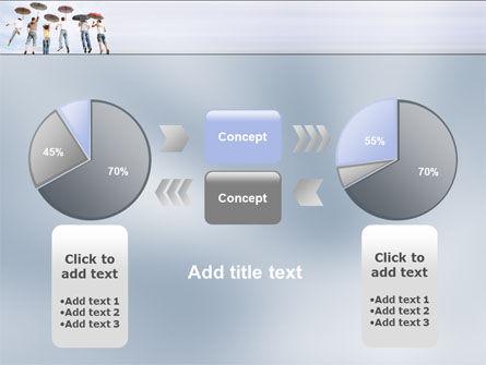 Jump PowerPoint Template Slide 11