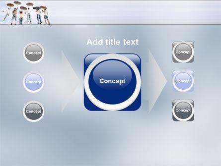 Jump PowerPoint Template Slide 17
