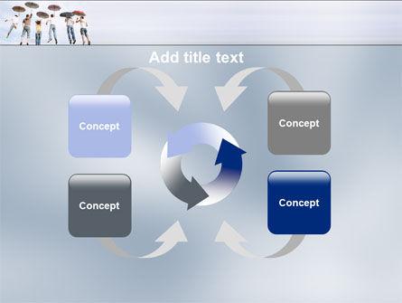 Jump PowerPoint Template Slide 6