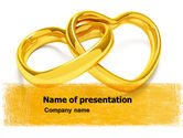 Holiday/Special Occasion: Wedding Day PowerPoint Template #05229