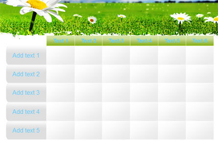 Spring Field PowerPoint Template Slide 15