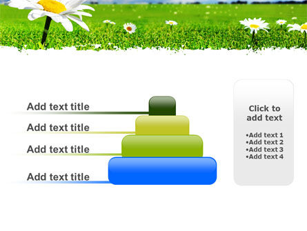 Spring Field PowerPoint Template Slide 8