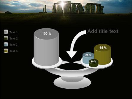 Stonehenge PowerPoint Template Slide 10