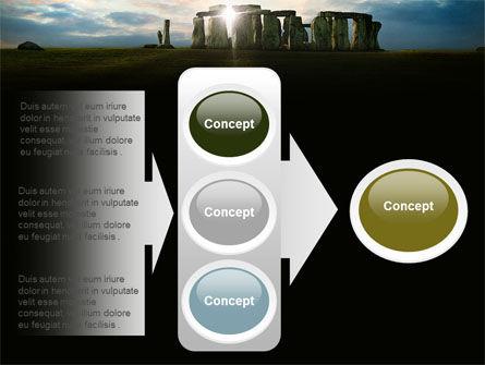 Stonehenge PowerPoint Template Slide 11