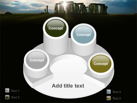 Stonehenge PowerPoint Template Slide 12