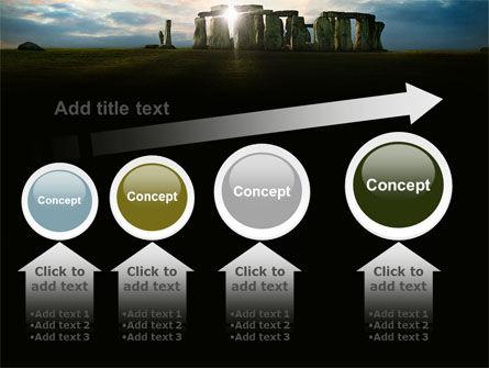 Stonehenge PowerPoint Template Slide 13