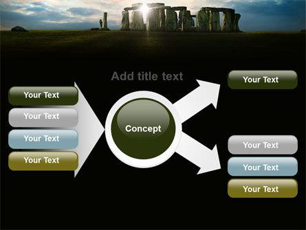 Stonehenge PowerPoint Template Slide 14