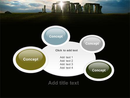 Stonehenge PowerPoint Template Slide 16