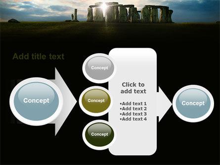 Stonehenge PowerPoint Template Slide 17