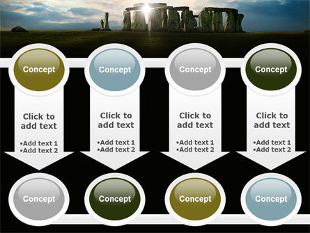 Stonehenge PowerPoint Template Slide 18