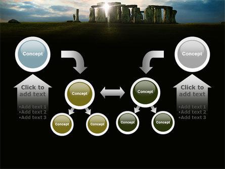 Stonehenge PowerPoint Template Slide 19