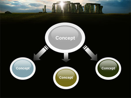Stonehenge PowerPoint Template, Slide 4, 05232, Flags/International — PoweredTemplate.com