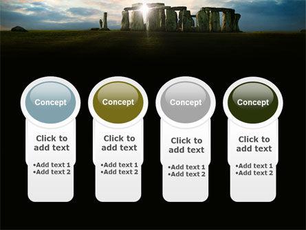Stonehenge PowerPoint Template Slide 5