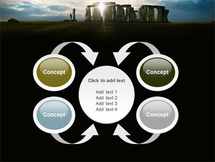 Stonehenge PowerPoint Template Slide 6