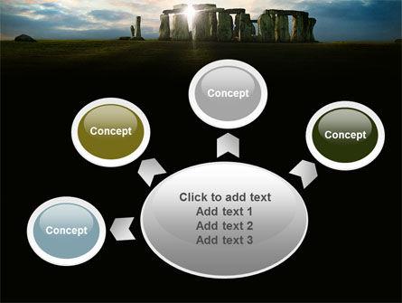 Stonehenge PowerPoint Template Slide 7