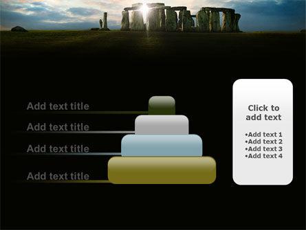 Stonehenge PowerPoint Template Slide 8
