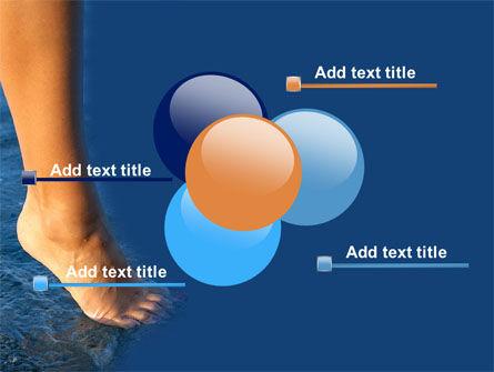 Feet PowerPoint Template Slide 10