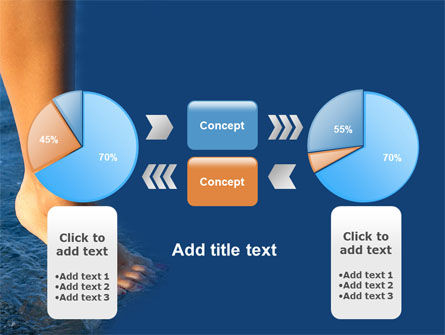 Feet PowerPoint Template Slide 11
