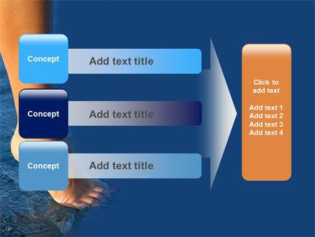 Feet PowerPoint Template Slide 12