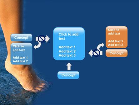 Feet PowerPoint Template Slide 13