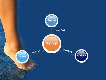 Feet PowerPoint Template Slide 14