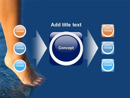 Feet PowerPoint Template Slide 17