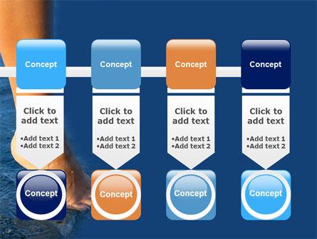 Feet PowerPoint Template Slide 18