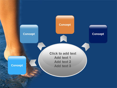 Feet PowerPoint Template Slide 7