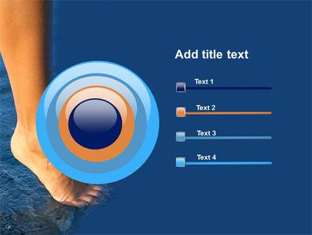 Feet PowerPoint Template Slide 9