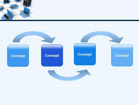 Wholesale Electronics PowerPoint Template, Slide 4, 05235, Computers — PoweredTemplate.com