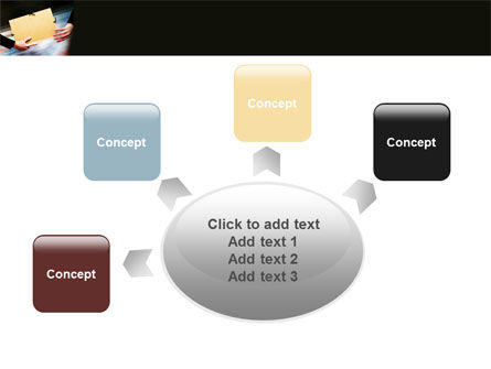 File Transfer PowerPoint Template Slide 7