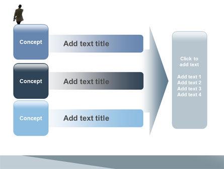 Free Walking Man PowerPoint Template Slide 12