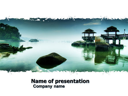 Calm PowerPoint Template
