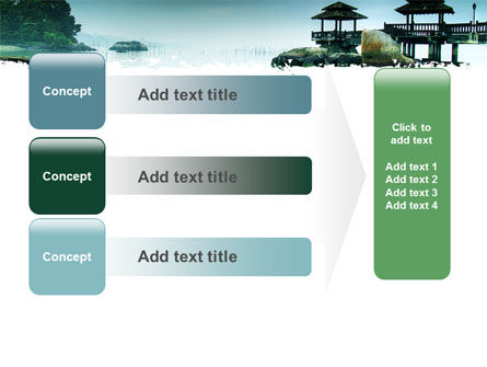 Calm PowerPoint Template Slide 12