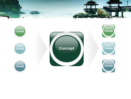 Calm PowerPoint Template Slide 17