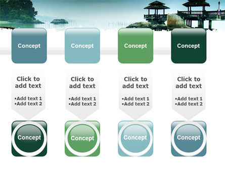 Calm PowerPoint Template Slide 18