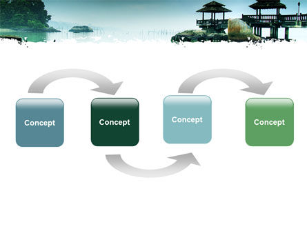 Calm PowerPoint Template Slide 4