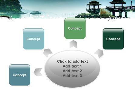 Calm PowerPoint Template Slide 7
