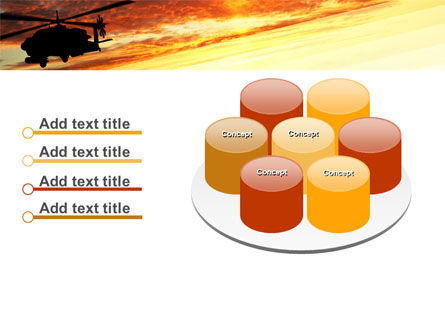 Attack Helicopter PowerPoint Template Slide 12