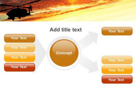 Attack Helicopter PowerPoint Template Slide 15