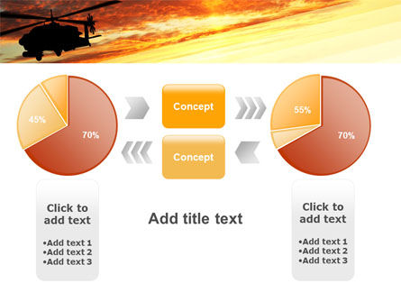 Attack Helicopter PowerPoint Template Slide 16