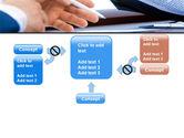 Negotiation In Progress PowerPoint Template#13