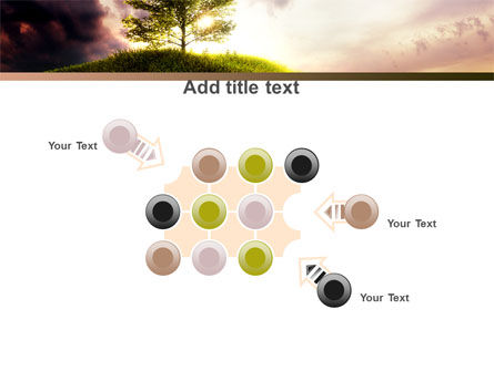 Dark And Light PowerPoint Template Slide 10