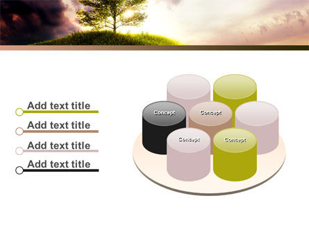 Dark And Light PowerPoint Template Slide 12