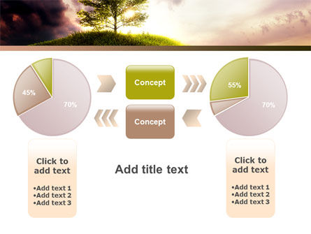 Dark And Light PowerPoint Template Slide 16