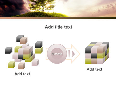 Dark And Light PowerPoint Template Slide 17
